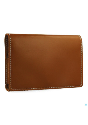 Medidose Pilulier Poche 1 Week Leather Cognac3443280-20