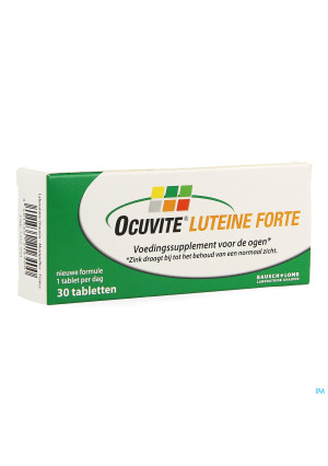 Ocuvite Luteine Forte Comp 303456944-20