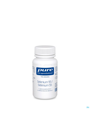 Pure Encapsulations Selenium 55 Caps 903457033-20