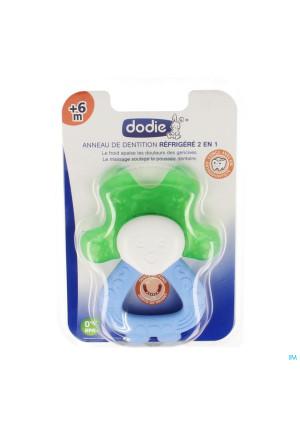 Dodie Anneau Refrigere 2 En 1 Bleu Vert3467214-20