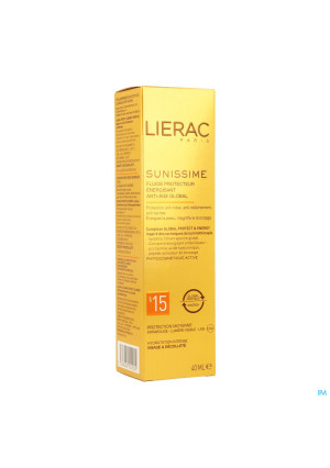 Lierac Sunissime Fluide Ip15 Protect Energ.aa 40ml3477890-20