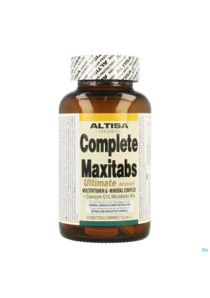 Altisa Complete Maxitabs Ultimate + Q10 Tabl 603494275-20