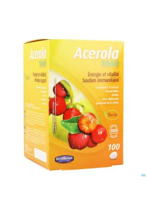 Acerola 1000 Nf Comp 100 Orthonat3497047-20