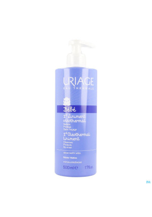 Uriage Bb 1ere Liniment Oleothermal 500ml3498540-20