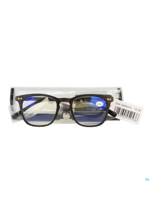 Pharmaglasses Visionblue Pc02 Lun.lect.+2.50 Brown3499373-20