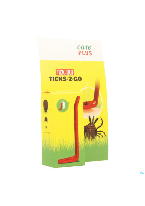 Care Plus Tick-out Ticks 2 Go3500600-20