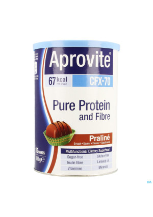 Aprovite Cfx70 Protein Praline Pdr 300g 15 Shakes3506946-20