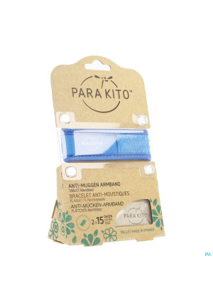 Parakito Wristband Bleu3508785-20