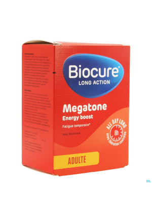 Biocure Long Action Megatone Energy Boost Comp 603522158-20