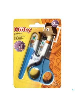 Nûby Set manucure 0m+3531217-20