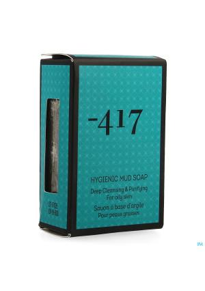 Minus 417 Hygienic Mud Soap 125gr3534831-20