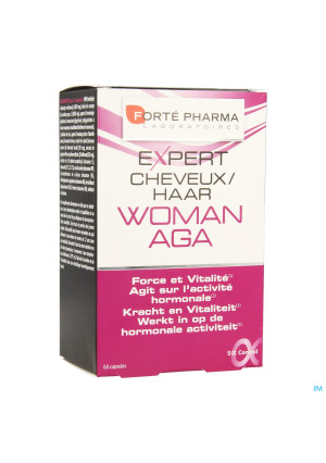 Expert Cheveux Femme Aga Caps 603536646-20