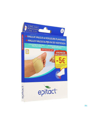 Epitact Coussinet Double Protection l Promo-5€3537396-20