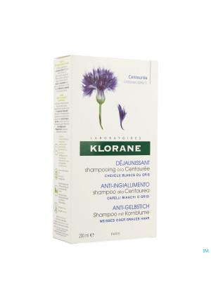 Klorane Sh Centauree Nf Fl 200ml3544756-20