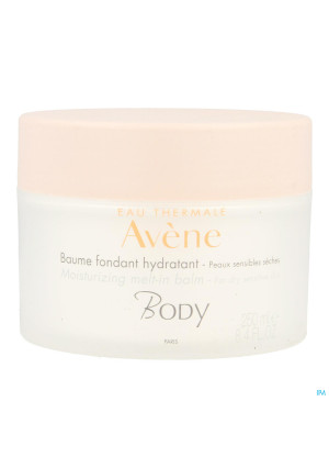 Avene Body Baume Fondant Hydratant 250ml3544806-20