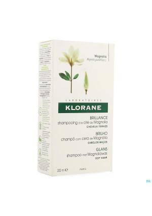 Klorane Sh Magnolia 200ml3547221-20