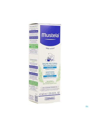 Mustela Ss Baume Pectoral Reconfortant 40ml3548039-20