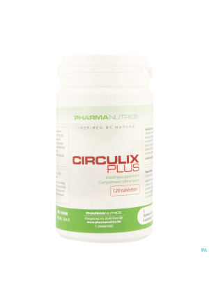Circulix Plus Comp 120 Pharmanutrics3549508-20