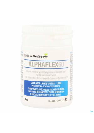 Alphaflex 60 V-caps 603550787-20