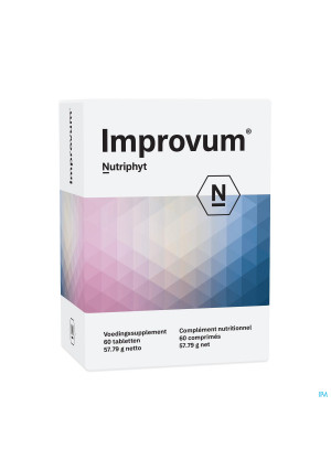 Improvum 60 COMP 6x10 BLISTERS3553385-20