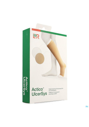 Actico Ulcersys Sable-blanc/xl3553849-20