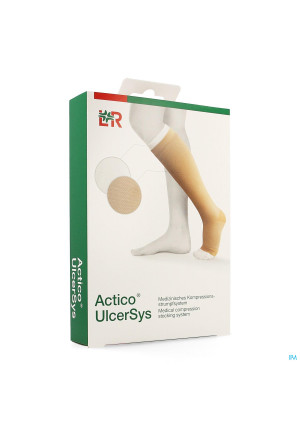 Actico Ulcersys Sable-blanc/xxl3553864-20