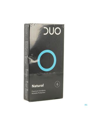 Duo Condom Natural 63567427-20