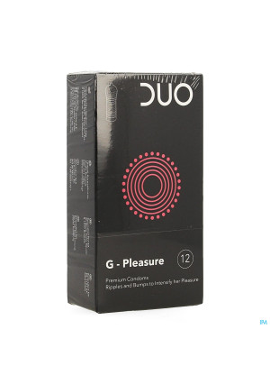 Duo Condom g-pleasure 123567435-20