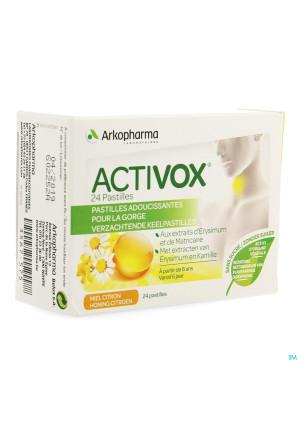 Activox Adouccissant Gorge Miel Citron Past 243567575-20