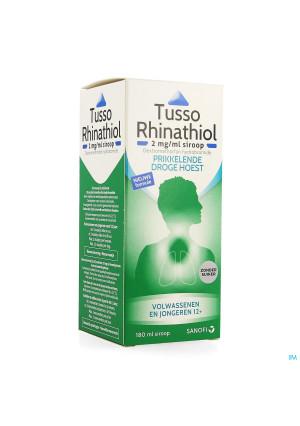 Tusso Rhinathiol 2mg/ml Sirop Ad S/sucre 180ml3576758-20