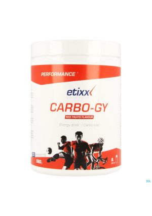 Etixx Carbo Gy Red Fruits Pdr 560g3577350-20