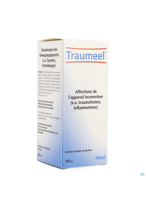 Traumeel Gouttes 100ml Heel3581980-20