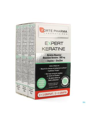 Expert Keratine Caps 120 2+1 Gratuit3582319-20