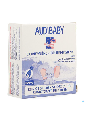 Audibaby Unidoses 10 X 2ml Rempl.17271303582970-20
