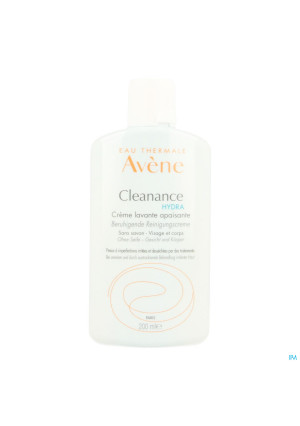 Avene Cleanance Hydra Cr Lavante Apaisante 200ml3586245-20