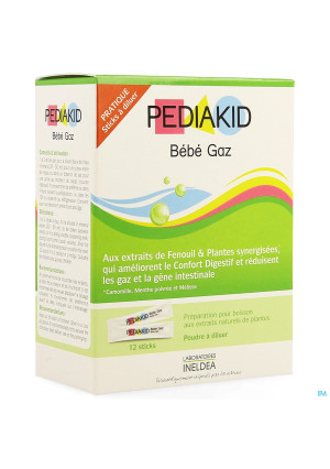 Pediakid Gaz Stick 123587326-20