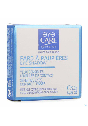 Eye Care Fard Paup. Chataigne 2,5g 9303605052-20