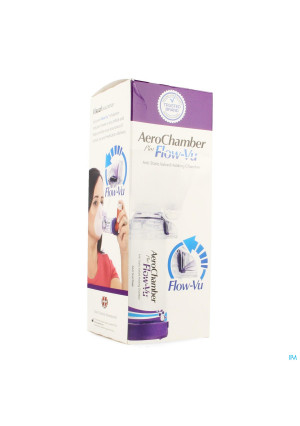 Aerochamber Adulte Avec Masque Small3614120-20