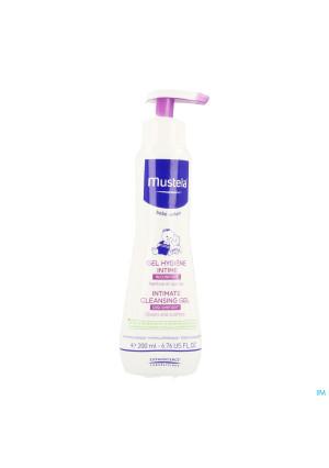 Mustela Gel Hygiene Intime 200ml3620531-20