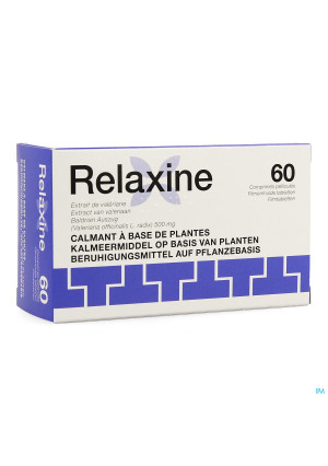 Relaxine 500mg Comp Pell 603622404-20
