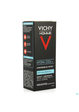 Vichy Homme Hydra Cool+ Gel 50ml3630969-20
