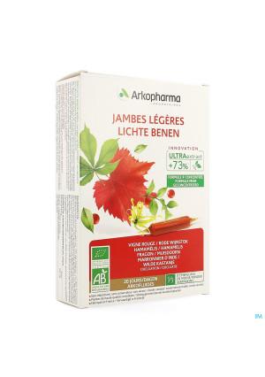 Arkofluide Jambes Legeres Bio Nf Amp 203631694-20