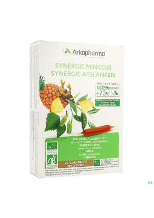Arkofluide Synergie Minceur Bio Amp 203631728-20