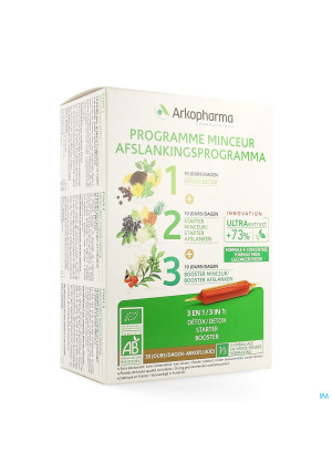 Arkofluide Programme Minceur Nf Amp 303631736-20