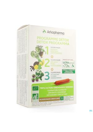 Arkofluide Programme Detox Amp 303631744-20