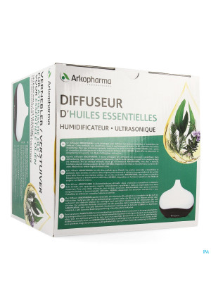 Arko Essentiel Diffuseur Ultrasoniq Humidificateur3631751-20