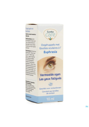 Eureka Care Collyre Yeux Fatigues Euphrasia 10ml3633989-20