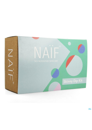 Naif Grown Ups Set Cadeau Shower3640331-20