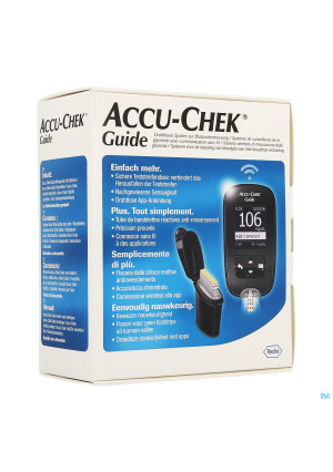 Accu Chek Guide Kit3643806-20