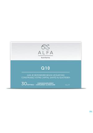 Alfa Q10 100mg Softgels 303644085-20